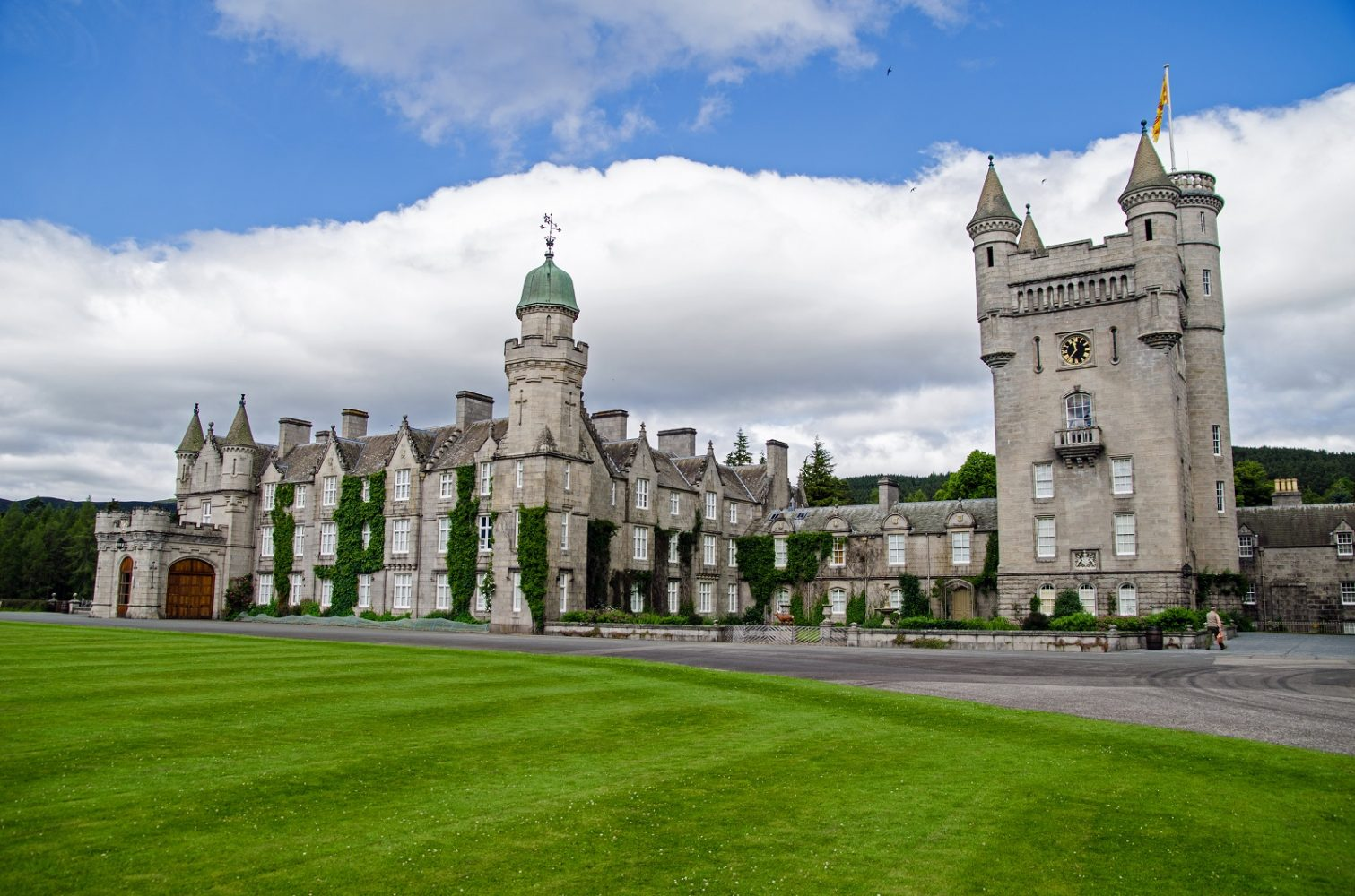 Scotland 39 S Royal Castles Tour Discreet Scotland Tours