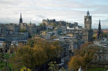 Edinburgh, Winter Special