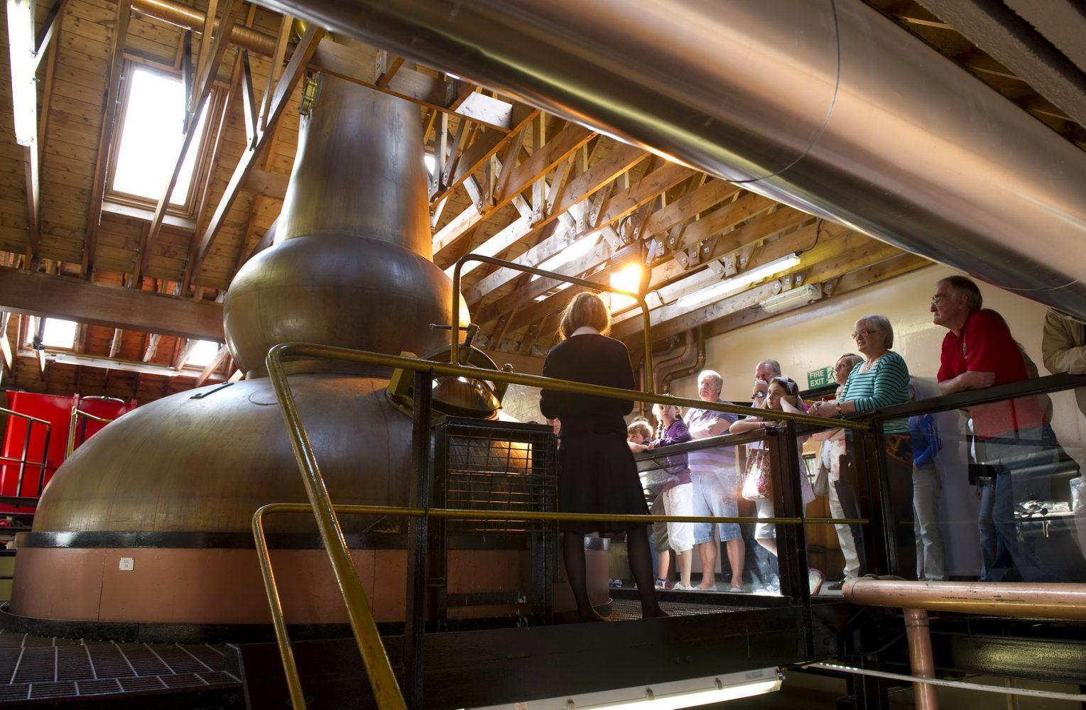 Beer Distillery Tour
