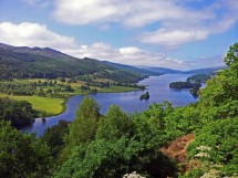 Perthshire Forest and Castles