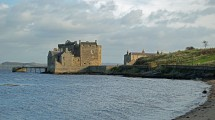 Blackness Castle, Outlander