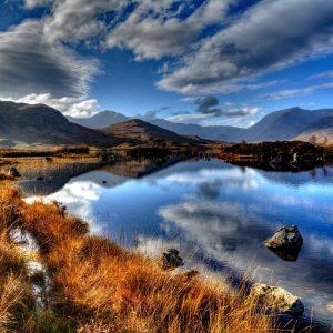 Rannoch Moor, Highlands